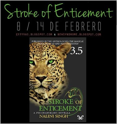 Relectura: Psi Cambiantes | Stroke of Enticement |: