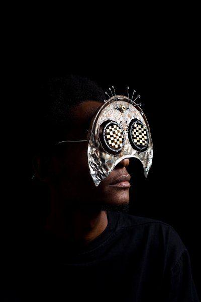 Amunga Eshuchi ist eigentlich ein Fotograf der Wildnis. Hier porträtiert er...