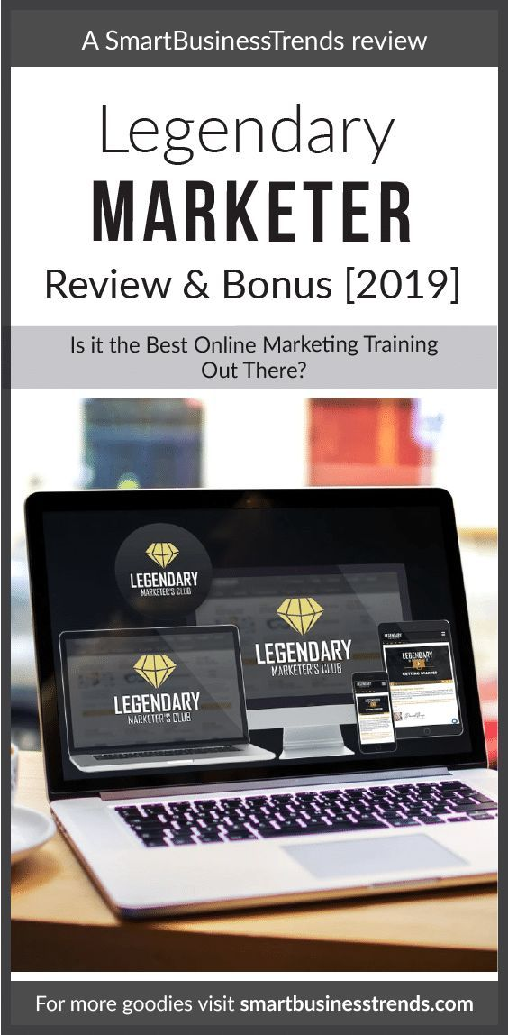 Legendary Marketer Internet Marketing Program  Outlet Discount Code