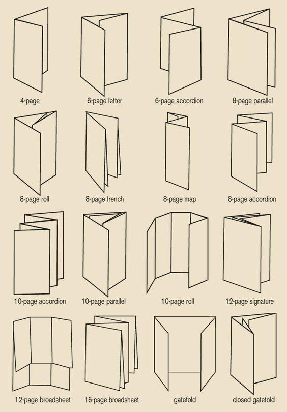 have a look at all http://www.pinterest.com/pinko0521/design-illustration/  Standard Folds