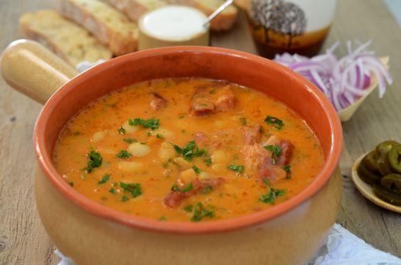 Zseniális erdélyi fejtettbab leves – Ez egyszerűen nagyszerű leves csipetkével!