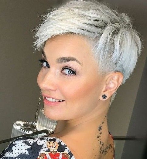 Frisuren Fur Dunnes Haar 2020 Kurze Haare 2020 In 2020 Haarschnitt Kurze Haare Kurze Haare Frisur Ideen Kurzhaarschnitt