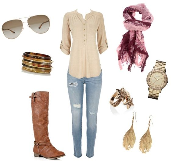 """Rugged Country"" by candyland1081 on Polyvore"