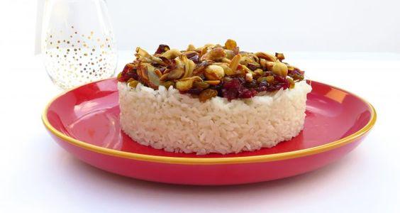 אורז פיצוחים והפתעות