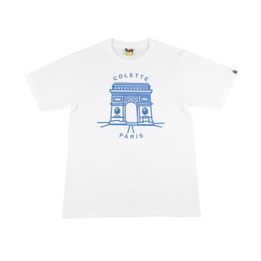 BAPE x COLETTE T-Shirt If you a rapper or singer CLICK HERE and check out my BEATS! New Hip Hop Beats Uploaded EVERY SINGLE DAY  http://www.kidDyno.com