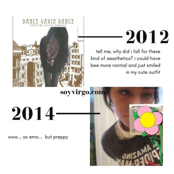 emo preppy girl 2012 - get to know me tag soyvirgo.com