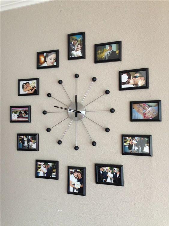 Comment décorer votre horloge murale ... #comment #décorer #Horloge #murale #votre