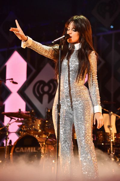 Camila Cabello performs at Z100's Jingle Ball 2018 at Madison Square Garden on December 7, 2018 in New York City.