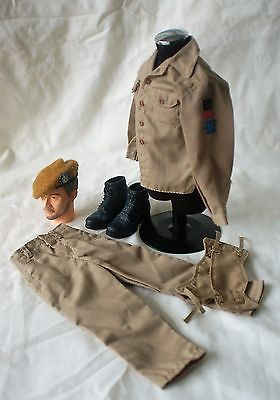 1/6 ww2 british black watch #highland #division tropical #desert uniform beret lo,  View more on the LINK: http://www.zeppy.io/product/gb/2/311600944405/