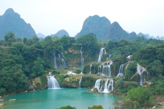 Detian Waterfall – China