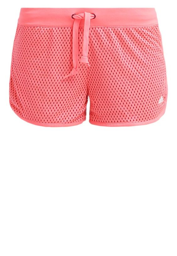adidas Performance Shorts - flash red  nice color :))