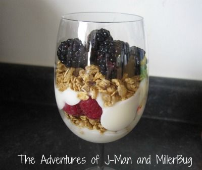 Easy Wine Glass Parfait Recipe: Great for Entertaining!