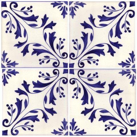 Azulejos azulejos pinterest baldosa portugu s y - Azulejos y baldosas ...