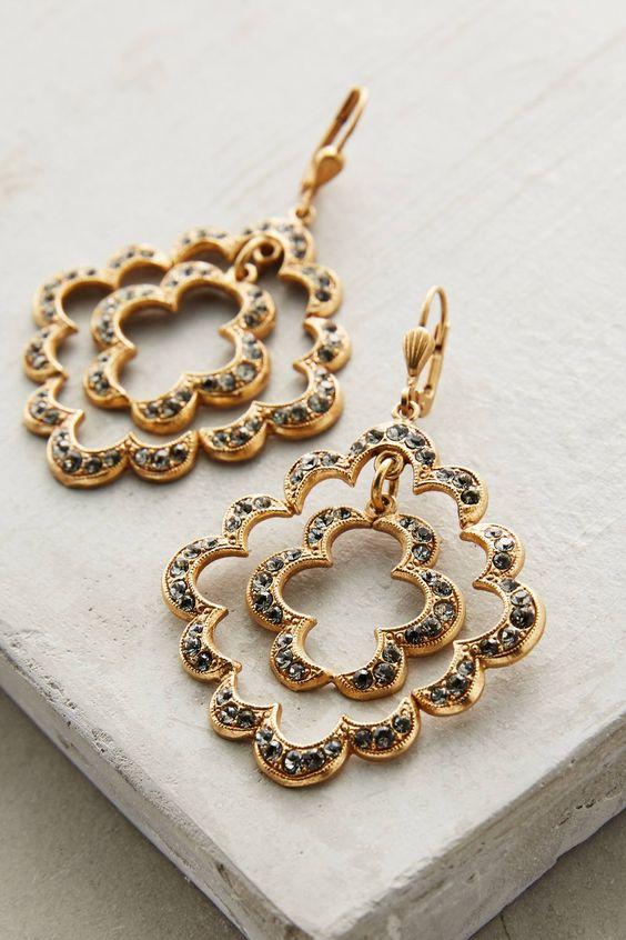 Sunniva Earrings