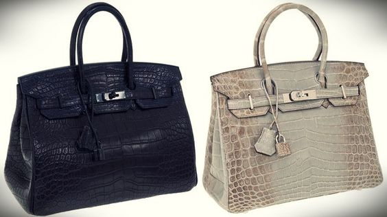 hermes handbag replica - Most Expensive Purses in the World Top 10 6.Hermes Matte Crocodile ...