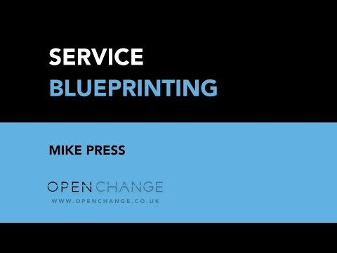 Service Blueprinting Youtube
