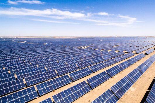 La Construccion De Grandes Plantas De Energia Eolica Y Solar En Las Arenas Del Sahara No Solo Podria Convertir A La Region En Un Importante Proyectos Electricos Eolica Y Argentina