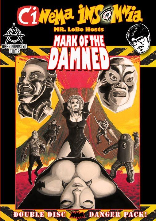 In these two Classic Cinema Insomnia Episodes, Mr. Lobo hosts both parts of the film MARK OF THE DAMNED!:  Prt. 1- http://livestre.am/pc3o Prt. 2- http://livestre.am/pc3p