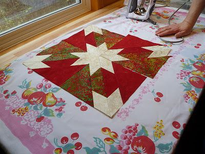SEW, RIP, SEW: Hunter Star Quilt Pattern