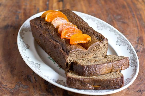 Persimmon Gingerbread
