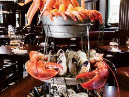6. Catch and the Oyster Bar