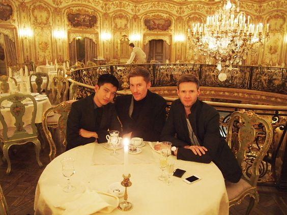 Турандот .. Turandot Ristorante Mosca Russia - Ulivita