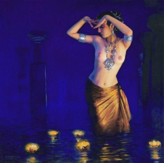 Jia Lu - Water Dance: