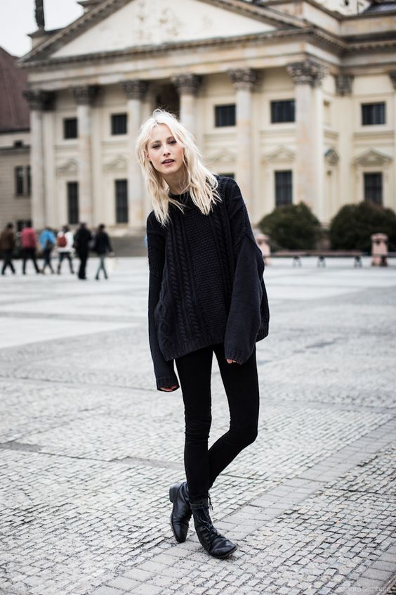40 Outfits That Prove Berlin Has the Best StreetStyle   perrrrrrrrrfect StyleCaster