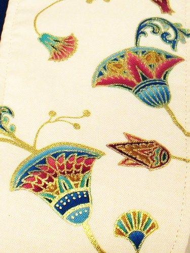 egyptian flower tattoo