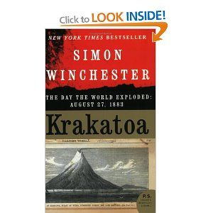 Krakatoa: The Day the World Exploded: August 27, 1883: Simon Winchester: 9780060838591: Books - Amazon.ca
