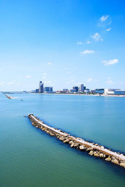Corpus Christi bay: Texas Usa, Corpus Christi, Christi Bay, Texas Vacation, 11 Secret Usa, Bay Texas, United States Of, Beautiful Texas, Bridge