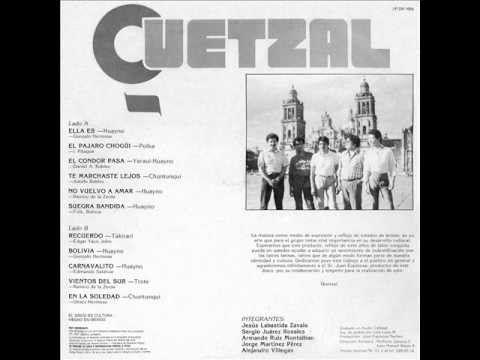 Recuerdo - Grupo Quetzal (Folklore Music)