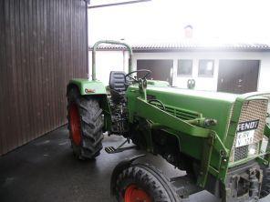 Tracteurs Fendt Farmer 2 d'occasion à 88213 Ravensburg, Allemagne (aat2875676) - tracteurpool.fr - Matériel agricole d'occasion