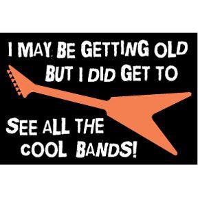 Cool Bands Magnet