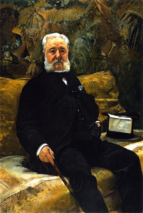 "Today is the birthday of Ramón de Campoamor (1817 – 1901). He was a Spanish realist poet and philosopher, was born at Navia. The poet himself declared that a dolora is a ""dramatic humorada"", and that a ""pequeño poema"" is a dolora on a larger scale. These definitions are unsatisfactory. More information about Campoamor and his poems on PoemHunter: http://www.poemhunter.com/ramon-de-campoamor-y-campoosorio/ Happy Birthday Ramón de Campoamor!"