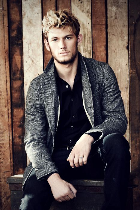 Alex Pettyfer - Falling in love.. with the style too! He's also been my 1st choice to play CG when and if they EVER cast 50 Shades Of Grey