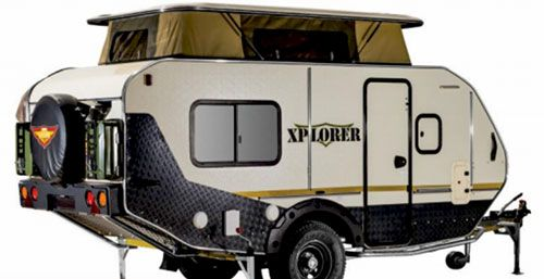 Review Of All Terrain Rvs Extreme Off Road Rv Ing Offroad Off