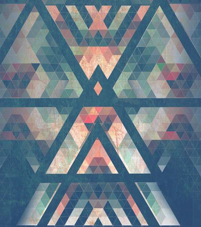 Triangle Quilt Pattern Texture Photos : Pastel, Aztec designs and Quilt patterns on Pinterest