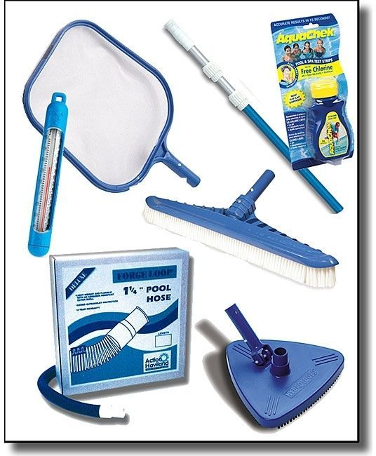 Blue Wave Standard Maintenance Kit For Above Ground Pools Swimming Accessories  #BlueWave