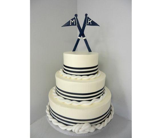 Topping Wedding Cake Rope
