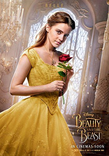 Emma Watson In Beauty And The Beast 2017 B E A U T Y
