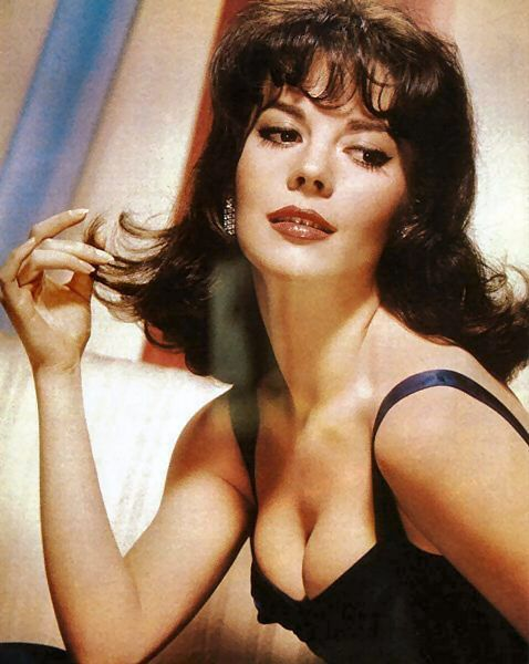 """NATALIE WOOD  #15 - DOOMED CHILD STAR DESTINED TO DROWN SUSPICIOUSLY OFF THE SANTA CATALINA COAST IN 1983. SHE STARRED IN """"MIRACLE ON 34TH ST,"""" IN 1947 AT NINE. HER BIGGEST SUCCESSES CAME IN THE LATE 50'S AND THROUGHOUT THE 1960'S. HER BIGGEST ROLES INCLUDED """"REBEL WITHOUT A CAUSE,"""" """"WEST SIDE STORY,"""" """"SPLENDOR IN THE GRASS,"""" AND BOB & CAROL & TED & ALICE."""""""