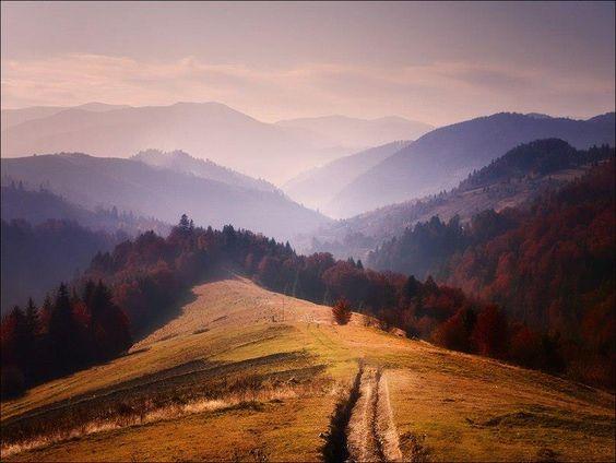 krajobrazy świata