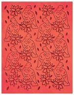CO723602 - A Songbirds Poinsettia - Wrapped in Joy Collection - A2
