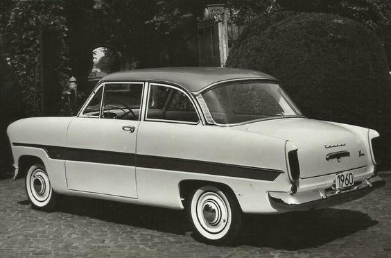Ford Taunus 12M - 1959