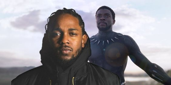 Black Panther soundtrack: Kendrick Lamar
