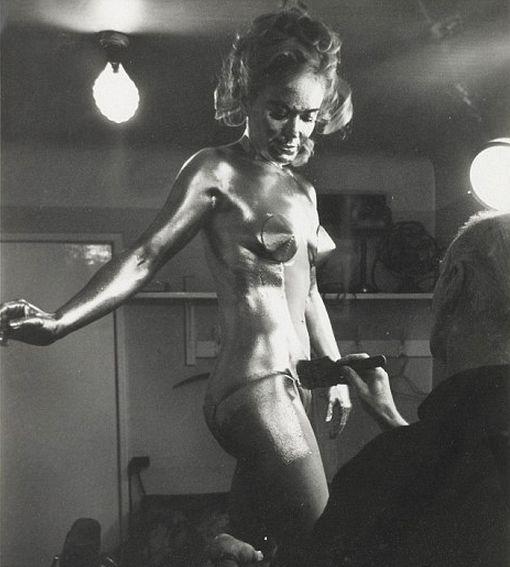 bondgold Shirley Eaton: