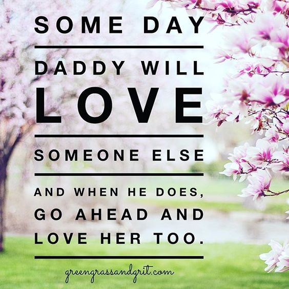 I pray every night for god to bless my boys father with someone that will love my boys the same as I do and that my boys will love her too. I pray that their future step-mom and I can have a wonderful coparenting relationship like me and their father has. It's okay for my boys to love her, that's what I want!
