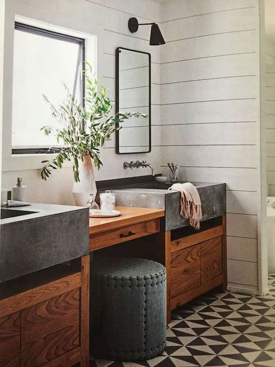 Bathroom Jack And Jill Check Out These Jack And Jill Bathroom Floor Plans To Find An Bathroom Farmhouse Style Rustic Master Bathroom Bathroom Remodel Master