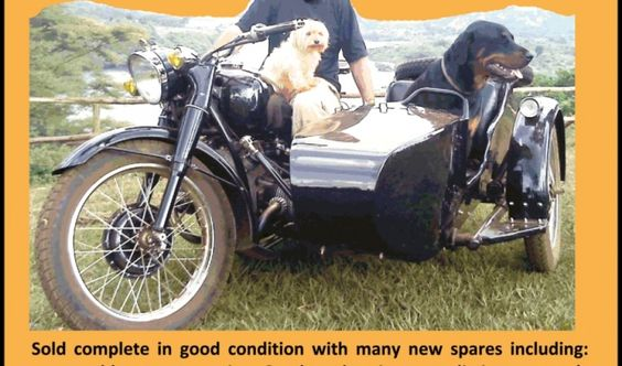 CJ 750cc Motorcycle & Sidecar | Remzak.co.ug Buy and Sell Anything! Convert your Stuff into Cash!
